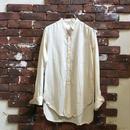 30s Collarless Shirt