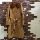 LADIES WOOL LONG COAT