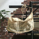 OLD CANVAS APRON
