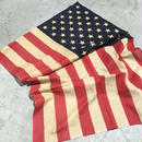 60-70s STARS AND STRIPE  AMERICAN FLAG