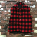 WOOLRICH RIVERSIBLE VEST