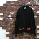 50-60s COLEMAN KNITTING MILLS LETTERED CARDIGAN