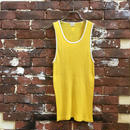 VINTAGE LADIES COTTON TANK TOP