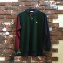 BROOKS BROTHERS CRAZY L/S POLO SHIRT