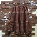 LADIES COTTON BANDANA PATREN SKIRT
