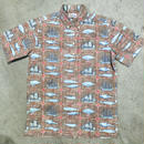 Reyn Spooner COTTON HAWAIIAN SHIRT