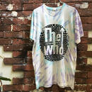 90s THE WHO/ROGER DALTREY BAND TIE DYE TEE