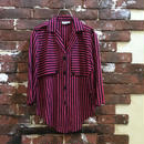 LADIES STRIPE BLOUSE