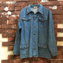 DENIM COVERALL