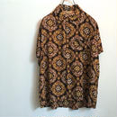 50s ALEXANDER OF HOLLYWOOD RAYON HAWAIIAN SHIRT