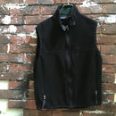 "90'S PATAGONIA FLEECE VEST ""BLACK"""