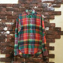 INDIAN MADRAS COTTON CHECK SHIRT