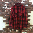 80s~ OshKosh Heavy Flannel Shirt