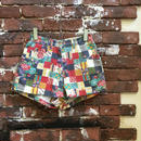 LADIES VINTAGE COTTON SHORTS