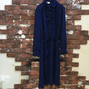 LADIES L/S NAVY ONE PIECE