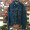 "60s LEVI'S 71205 BIG ""E"" DENIM JACKET"