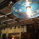 廃材を使用したランプシェード 1灯ペンダントライト用