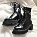 Enamel Boots