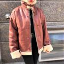 Shearling Jacket (Brown)