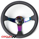 【Circuit Performance ステアリングホイール ネオクローム V2】