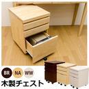 木製サイドチェスト(インサイドワゴン)