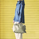 【CITY】COMMUTER SQUARE SMALL /GRAY (VBOM-4161)