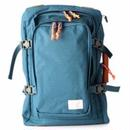 SQUARE BACKPACK /M.BULE VBOM-3467