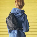 【CITY】COMMUTER MESSENGER SMALL /BLACK (VBOM-4162)