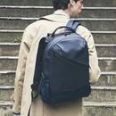 【HUNT】Slanting Backpack/NAVY(VBOM-4636)