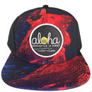 【日本初上陸】【限定】LAVA FLOW CAP WITH TOM KUALI'I PHOTO