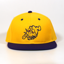 TAMCAT SNAPBACK (YELLOW/PURPLE,GREEN/BLACK,BLUE/BLACK)