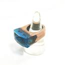 アクアリウムリング(ナイトブルー)