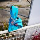 china mini  bag TRUCO BLUE