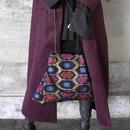 Batik 3ways bag BLACK