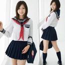 ★コスプレの定番 セーラー服 フリーサイズ★