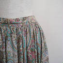 paisly skirt