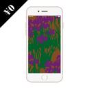 smartphone wallpaper - kakitsubata -