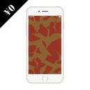 smartphone wallpaper - senbazuru -