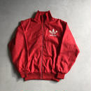 80s~ adidas Zip-Up Nylon Blouson