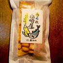 山崎屋特製 あられ おかき 国内産もち米使用 だし醤油味(70g入り)