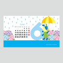 【June 2018】PC用壁紙(1920×1080)