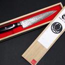 ペティナイフ ダマスカス鋼 -Petit Knife Damascus-135mm 【恵比寿刃-YEBISU YAIBA-】