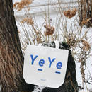 YeYe Logo TOTE BAG