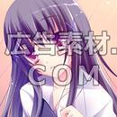 ニコニコ動画やゲーム雑誌で話題となった黒髪の女子高校生2年キャラスチル画像5(1枚絵)