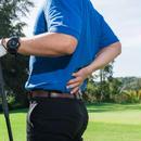 男性向けゴルフ腰痛を解消する商品を販売するためのクッション記事3500文字!