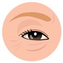 女性向けアフィリエイト記事:アラサーからの「目尻のシワ、くぼみ」解消法!(ブログ・ペラサイト兼用/約5000文字)