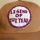 LEGEND OF YEAR CAP