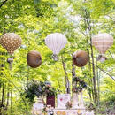 Garden Party Hot Air Balloons 《送料込》