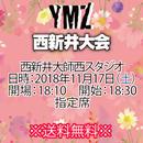【チケット】11月17日(土)YMZ西新井大会 指定席※送料無料