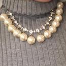 オードリーパールのネックレス